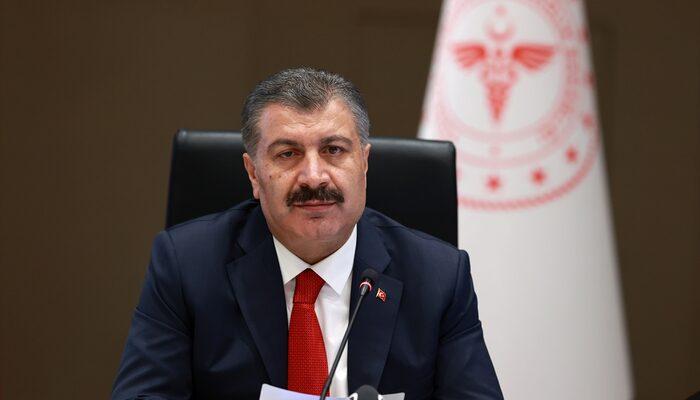 Bakan Koca'dan CHP'li Murat Emir'in 'Vaka sayısı açıklananın 20 katı' iddiasına yanıt