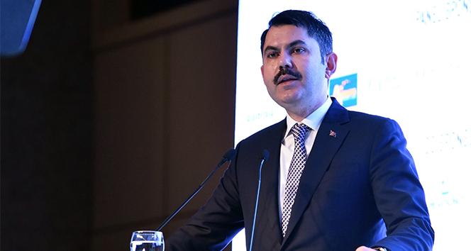 Bakan Kurum'dan 'Kanal İstanbul' açıklamaları