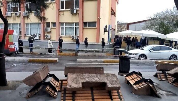 Bakırköy'de koronavirüs testi kuyruğu bugün daha da uzadı