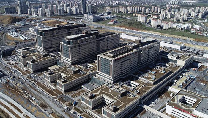 Başakşehir Şehir Hastanesi'nin ilk etabı bugün açılıyor