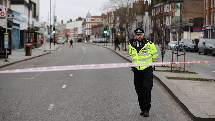 Londra'da terör saldırısı! Yaralılar var