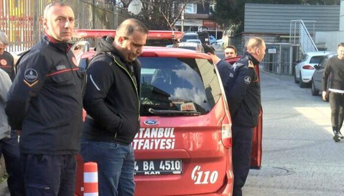 Bayrampaşa'da yangın! İmamoğlu acı haberi duyurdu: İtfaiye personelimiz Recep Tekin ne yazık ki şehit düştü