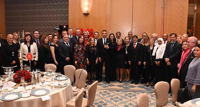 Beşiktaş'ta yeni yıl buluşmasının ilki gerçekleştirildi