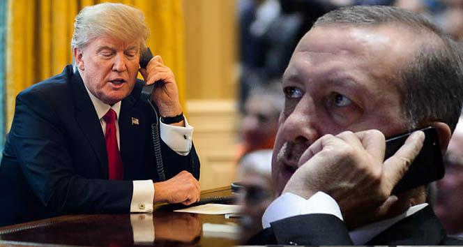 Beyaz Saray'dan Erdoğan-Trump görüşmesi hakkında açıklama
