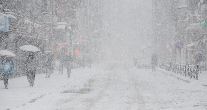 Bursa Valiliği'nden kar uyarısı