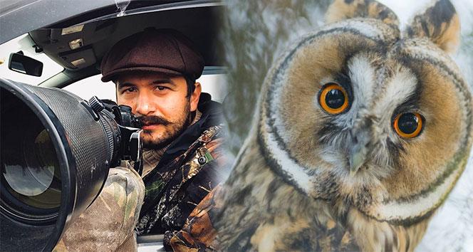 Bursalı doğa fotoğrafçısının hazırladığı yaban hayatı klibi beğeni topladı
