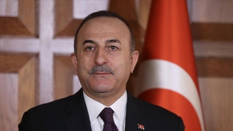 Çavuşoğlu: Müzakere süreci ile AB'ye bağlıyız