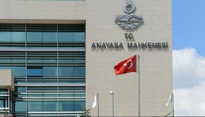 CHP infaz düzenlemesinin iptali için AYM'ye başvurdu