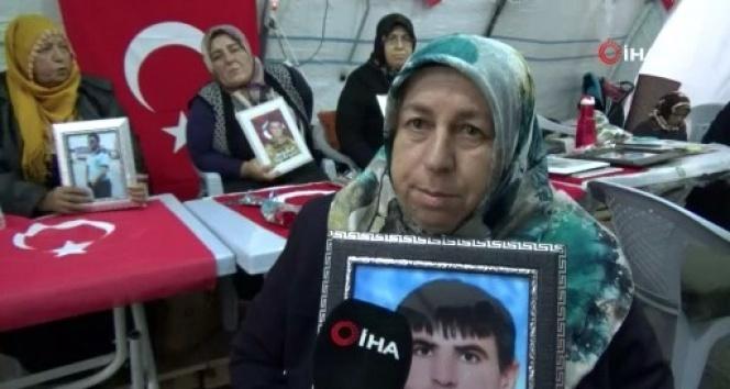 Çocukları dağa kaçırılan ailelerden Demirtaş'ın cezaevinden tahliye edilmesi gündemine tepki