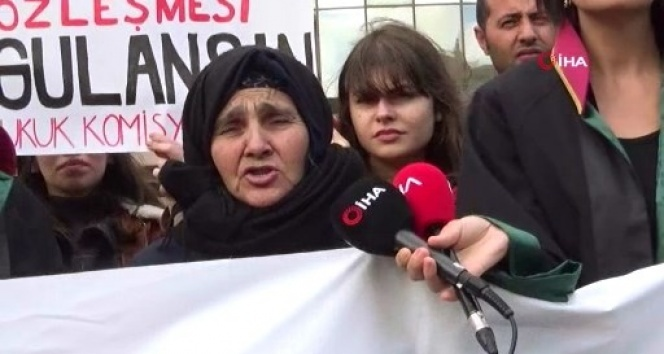Çocukları öldürülen anne:
