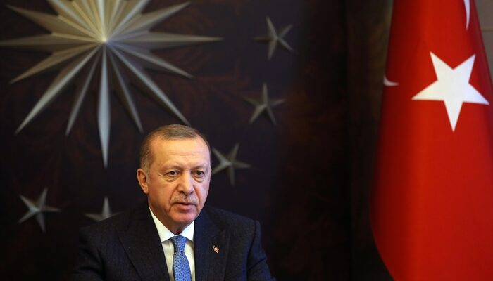 Cumhurbaşkanı Erdoğan'dan G20 zirvesinde koronavirüs açıklamaları!