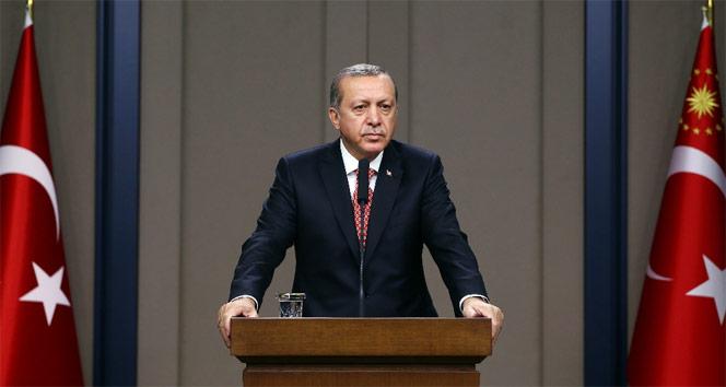 Cumhurbaşkanı Erdoğan'dan Hazreti Mevlana'nın 746. Vuslat Yıl Dönümü mesajı