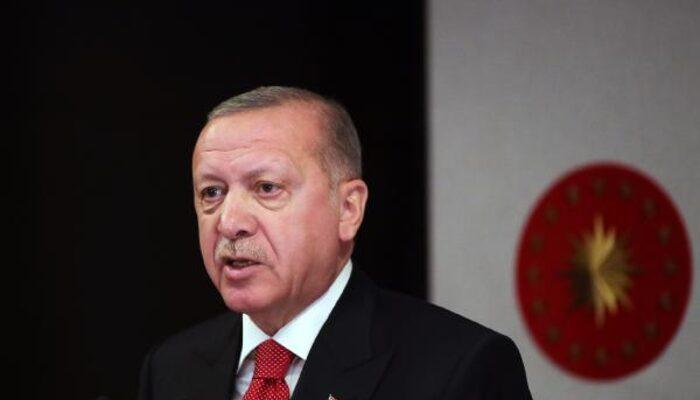 Cumhurbaşkanı Erdoğan'dan koronavirüsle mücadele paylaşımı!