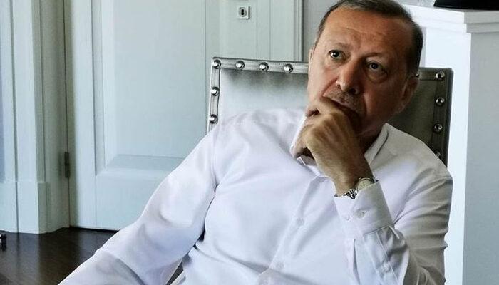 Cumhurbaşkanı Erdoğan'dan şiir paylaşımı