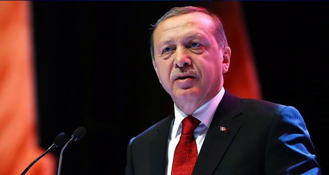 Cumhurbaşkanı Erdoğan: 'İstanbul'umuzu sanatın her dalıyla taçlandıran sanatçılarımızın her biri başımızın tacıdır'