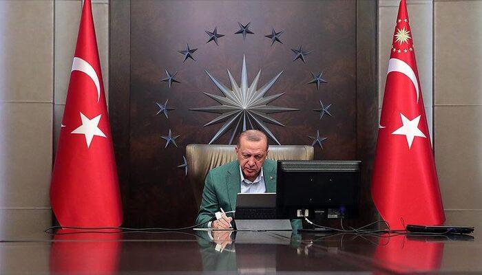 Cumhurbaşkanlığı Kabinesi toplandı! Cumhurbaşkanı Erdoğan'ın açıklama yapması bekleniyor