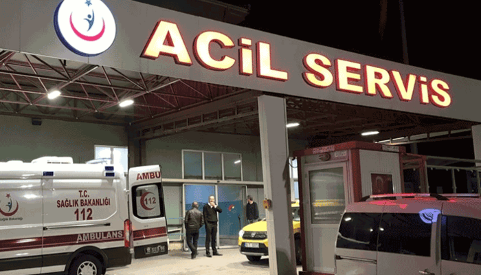 Denizli'de koronavirüs şüphesiyle yattığı hastanenin penceresinden kaçan kadın yakalandı