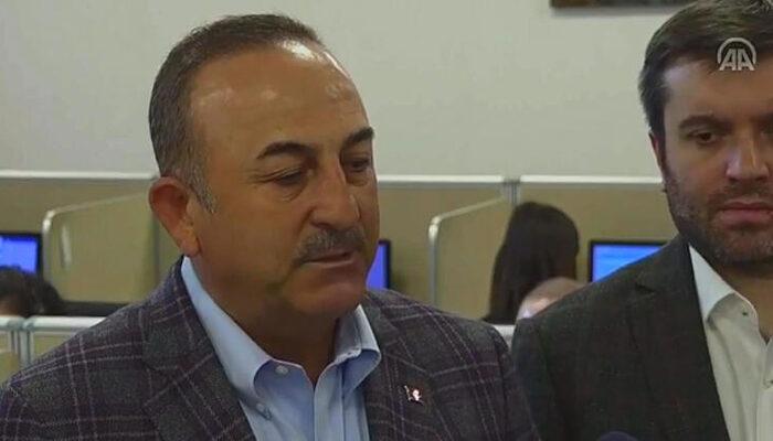 Dışişleri Bakanı Mevlüt Çavuşoğlu açıkladı: Tüm izinler kaldırıldı