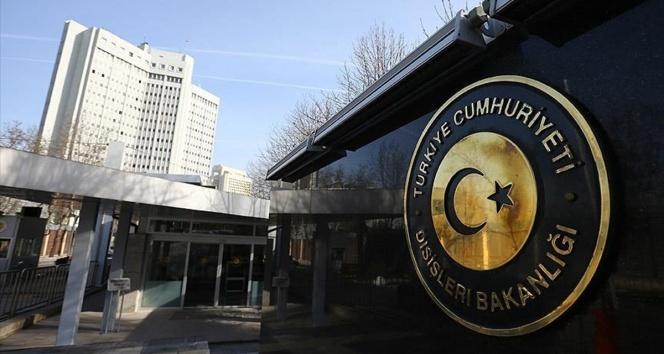 Dışişleri Bakanlığından 'Türk Okçuluğu' açıklaması