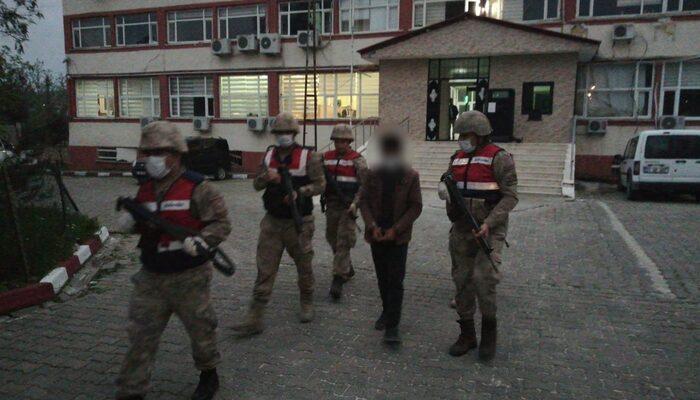 Diyarbakır'daki terörist kahvede kumar oynarken yakalandı