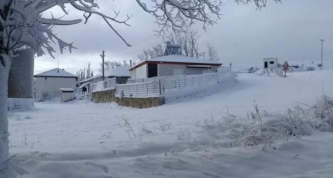 Doğu Anadolu'da yoğun kar uyarısı