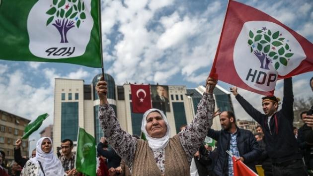 Dokuz parti HDP'ye desteğini açıkladı: Birlikte mücadele vereceğiz