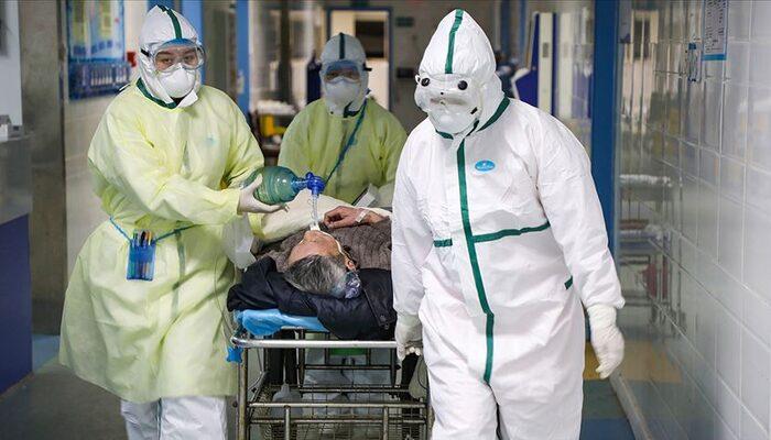 Dünya genelinde koronavirüs nedeniyle ölenlerin sayısı 11 bini geçti