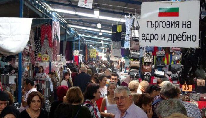 Edirne'de koroanvirüs önlemi! 'Ulus Pazarı' kapatıldı