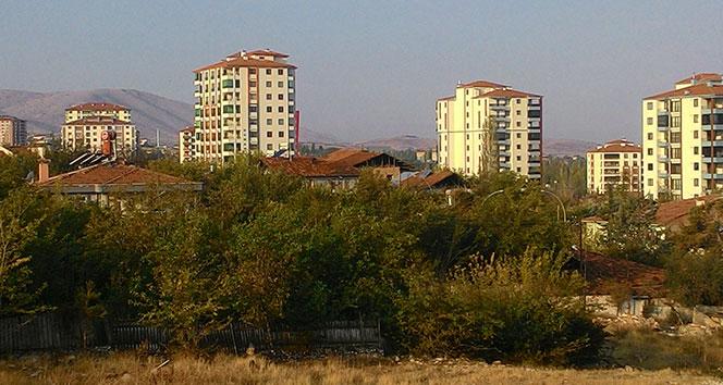 En fazla konut Malatya'da satıldı