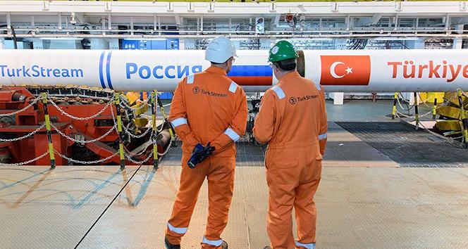Enerji Bakanı Dönmez: 'TürkAkım'ı 8 Ocak'ta açıyoruz'