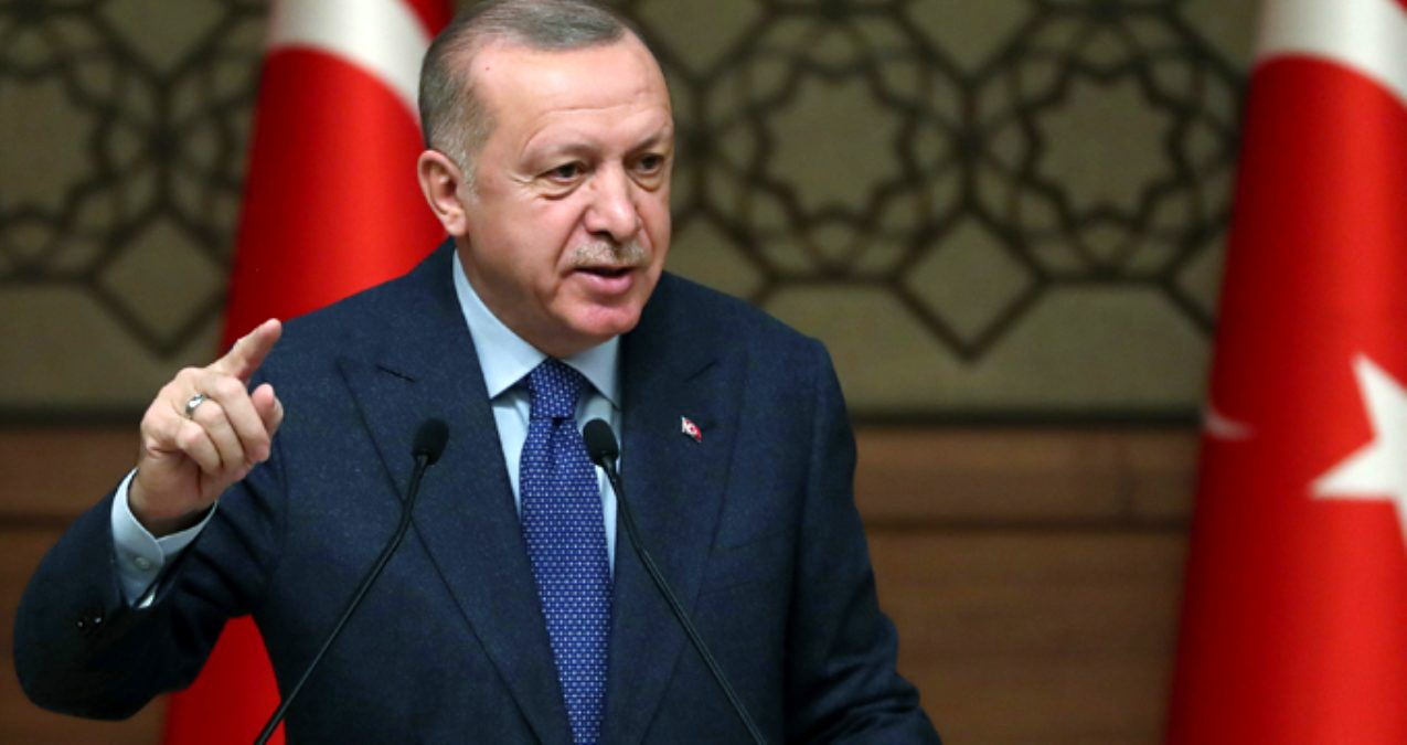 Erdoğan'dan Mustafa Ataş'a: O evi yıkmazsan gelir ben yıkarım