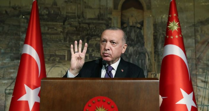Erdoğan: Vatan yansa ateşinde ısınacak kadar gözü dönmüş güruha rağmen Türkiye'ye en başarılı 18 yılını yaşattık
