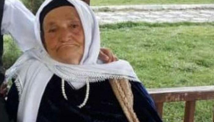 Erzurum'da korkunç olay! Yaşlı kadını boğazı kesilerek öldürüldü