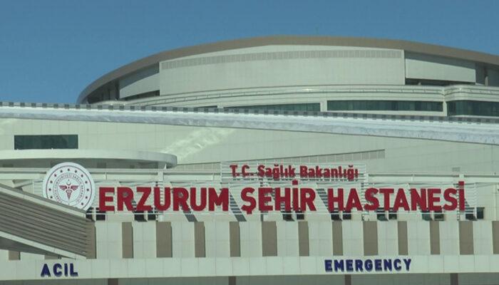 Erzurum Şehir Hastanesi karantina hastanesine dönüştürüldü! Vali Memiş'ten açıklama