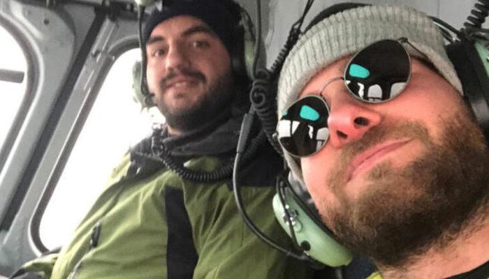 Everest'te mahsur kalan Türk dağcılarla ilgili yeni gelişme