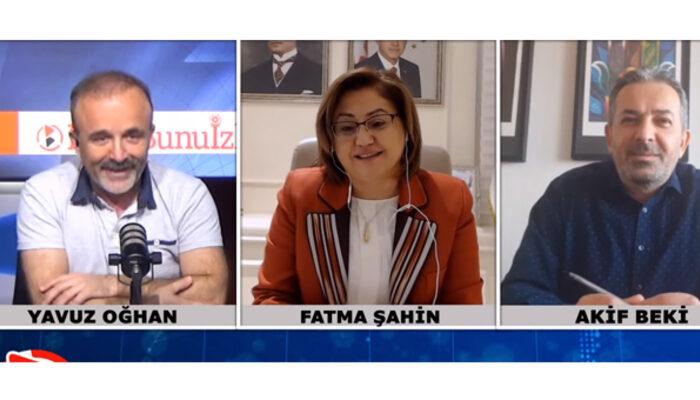 Fatma Şahin: CHP'li belediyelere yapılan FETÖ-PKK benzetmesini doğru bulmuyorum