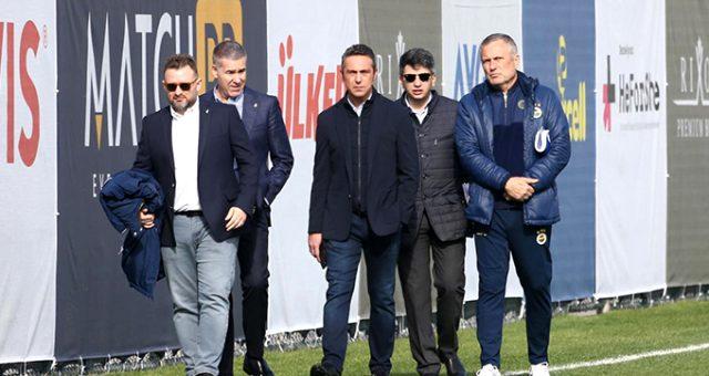 Fenerbahçe Başkanı Ali Koç, Comolli'nin istifası sonrası özeleştiri yaptı: Hata yaptık