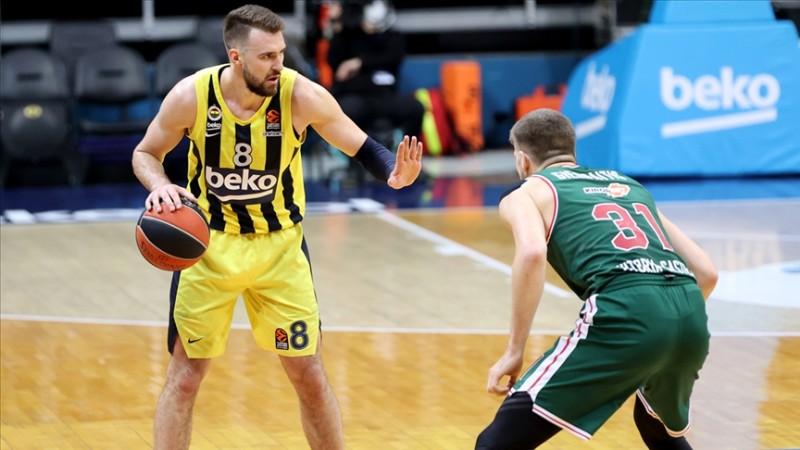 Fenerbahçe Beko'nun rekor gecesi