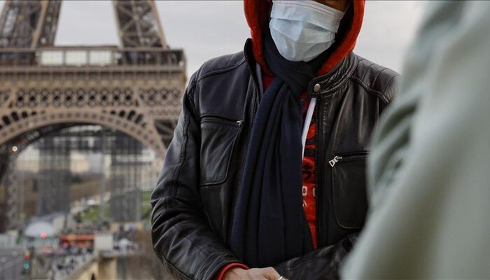 Fransa'da koronavirüsten hayatını kaybedenlerin sayısı 20 bin 796'ya yükseldi