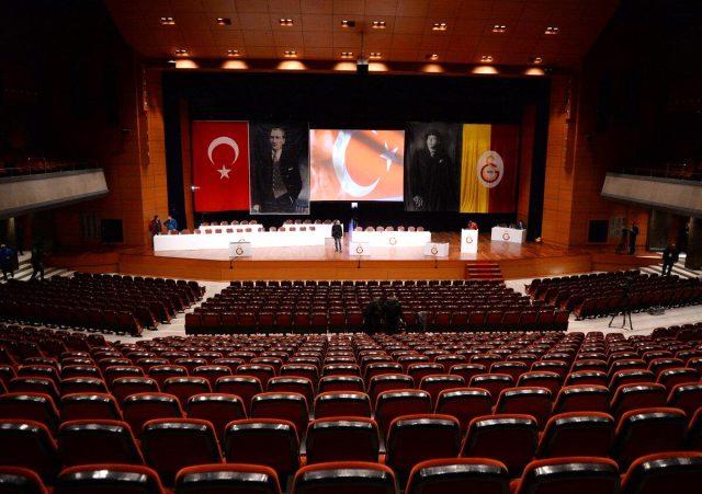 Galatasaray Mali Genel Kurulu'nun iptaline ilişkin dava ertelendi