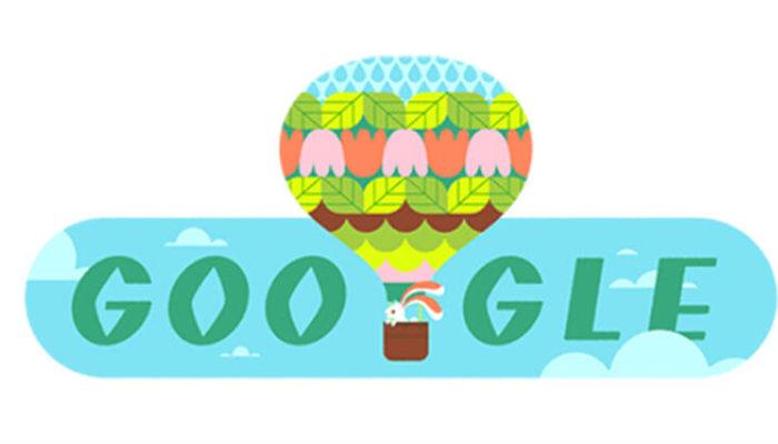 Google'dan doodle sürprizi! İlkbahar mevsimi ne zaman başlar?