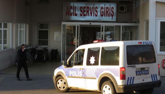 Hasta yakını koronavirüs servisine alınmadı diye terör estirdi: 2 güvenlik görevlisini bıçakladı