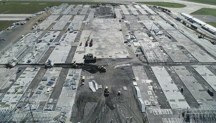Hastane yapımına devam edilen Atatürk Havalimanı'yla ilgili açıklama! Eleştirilere yanıt verdi