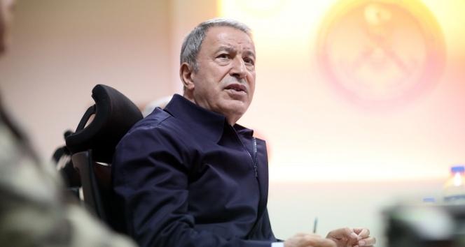 Hulusi Akar: 'S-400'ler Nisan ya da Mayıs'ta tam aktive olacak'