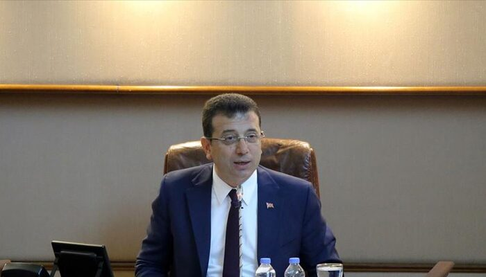İBB Başkanı İmamoğlu'ndan vatandaşlara koronavirüs çağrısı: Özellikle uyarmak isterim...