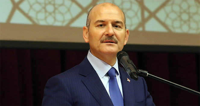 İçişleri Bakanı Soylu'dan 10 Kasım mesajı