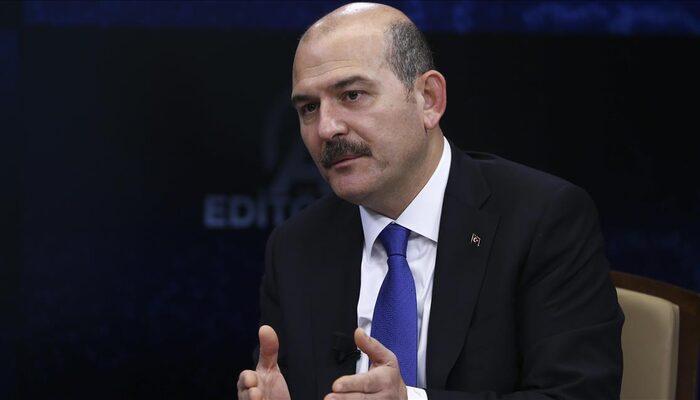 İçişleri Bakanı Süleyman Soylu'dan 'sokağa çıkma yasağı' iddialarına yanıt