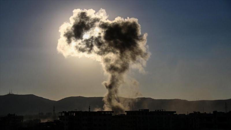 İddia: İsrail Deyrizor'a hava saldırısı düzenledi