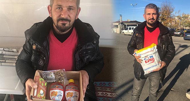 İhlas Haber Ajansı 350 liralık cep telefon sipariş etti, paketi açınca şoku yaşadı