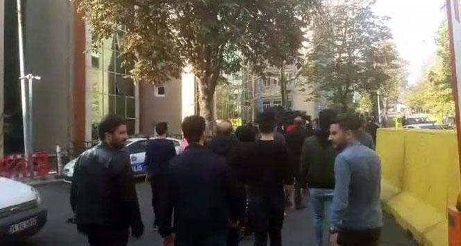 İhlas Haber Ajansı İstanbul'da servis dolandırıcılarına operasyon anı kamerada
